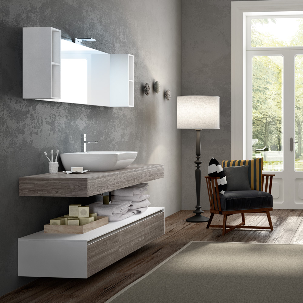 Best Altezza Mobile Bagno Pictures - Flowersplace.us - flowersplace.us