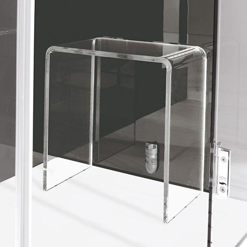 Sgabello doccia corian design inspiration f r die neueste wohnkultur - Sgabello per bagno ...
