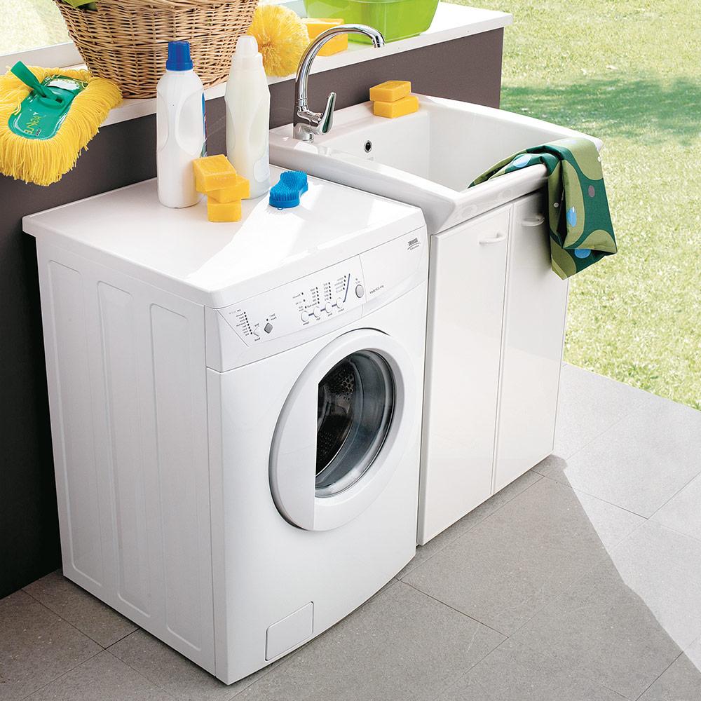 Lavatoio In Ceramica Per Lavanderia.Laundry
