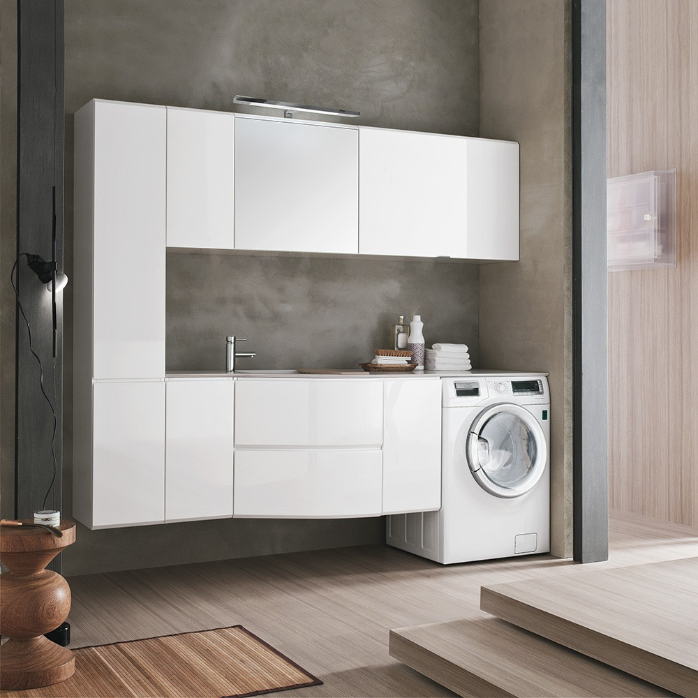 Mobili Per Lavanderia Di Casa.Lavanderia In Casa Arredamento Affascinante Arredo Bagno