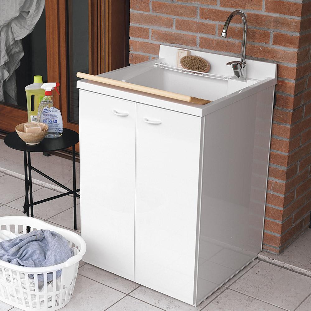 Lavabo per esterno stunning mobile per esterno lavacril - Lavatoio esterno leroy merlin ...
