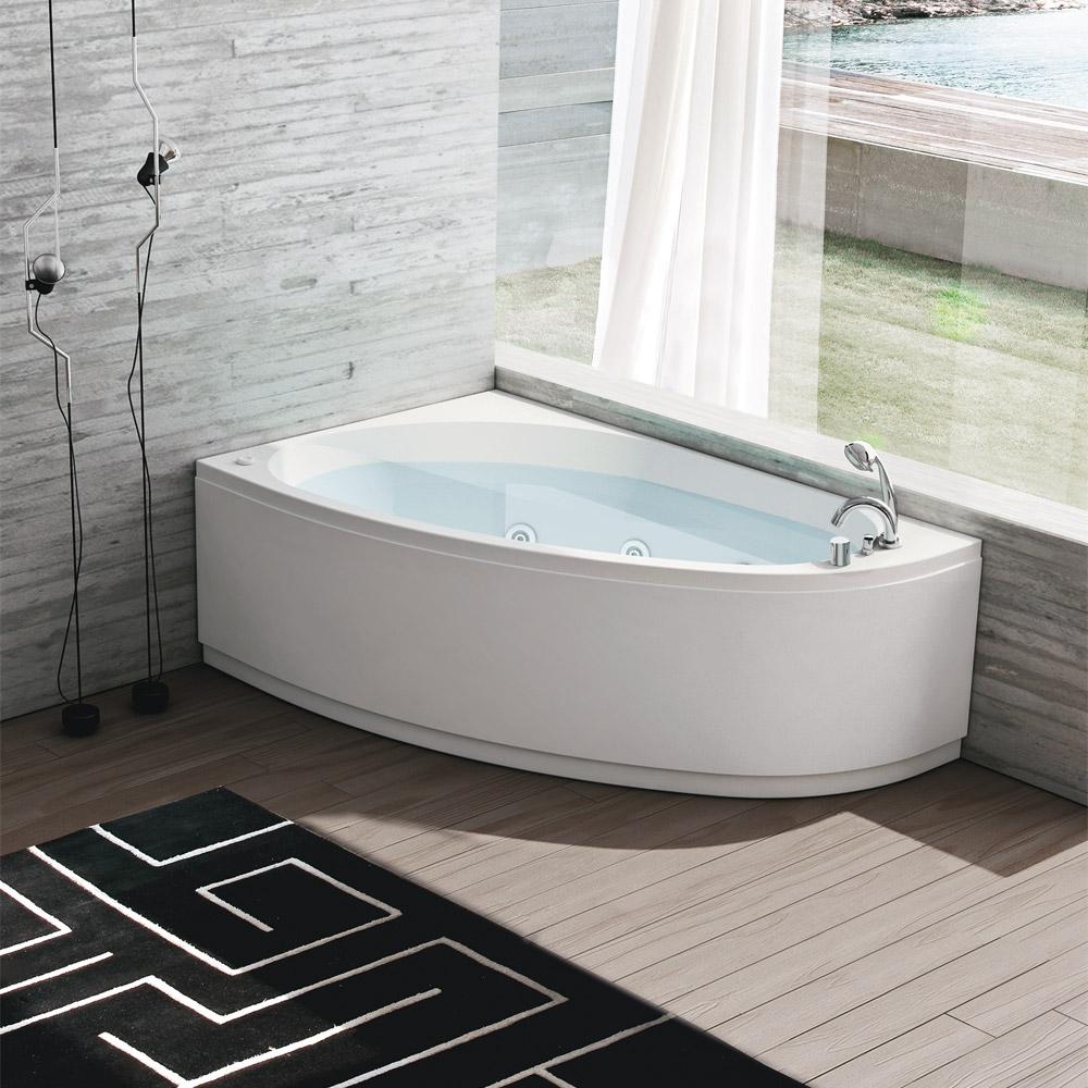 Cool with vasca da bagno piccola misure - Vasca da bagno piccola prezzi ...