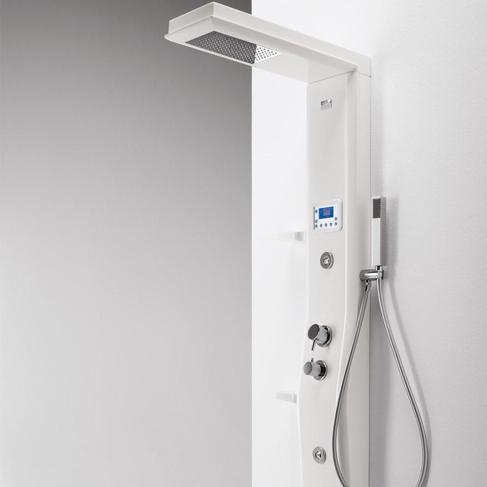 Colonna doccia con radio termosifoni in ghisa scheda tecnica - Colonna doccia bagno turco prezzi ...