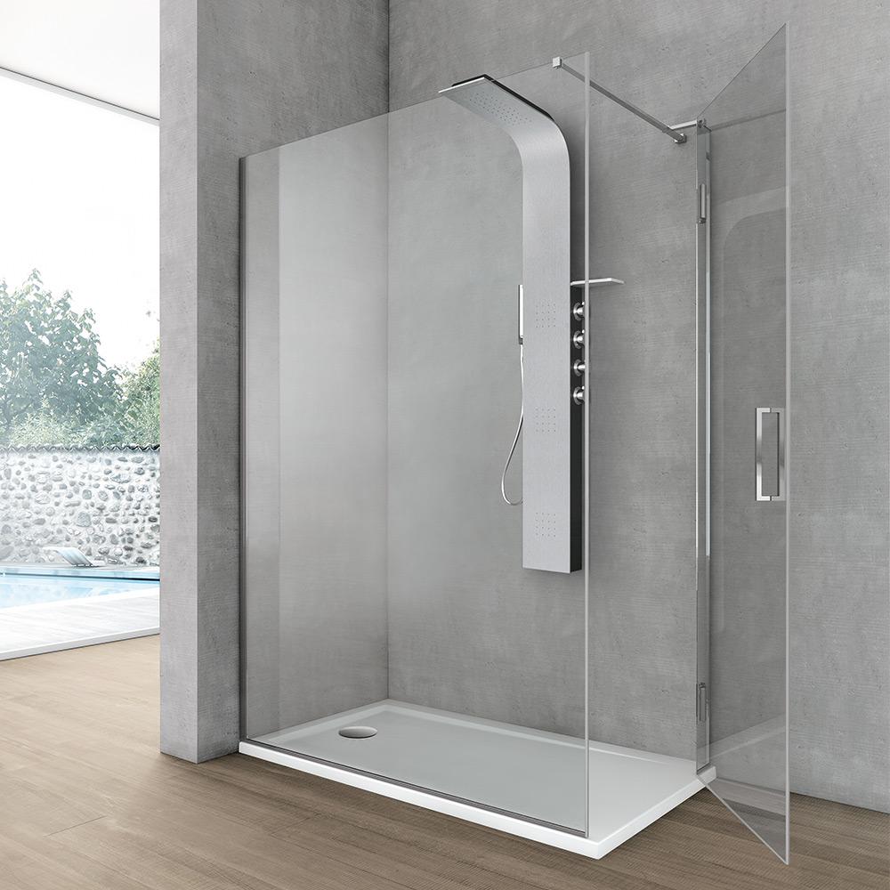Side hafro geromin - Siliconare box doccia interno o esterno ...