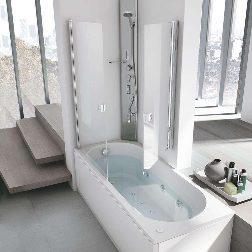 Vasche combinate for Vasche da bagno combinate