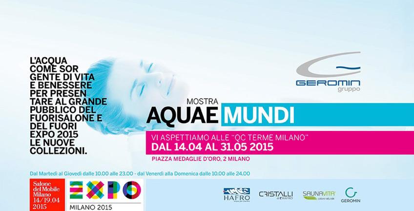 Aquae Mundi 2015
