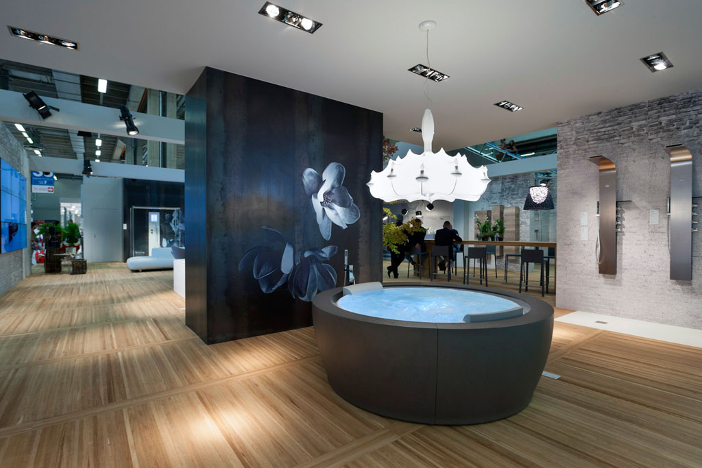 The Gruppo Geromin - Cersaie 2014 - Photo 1