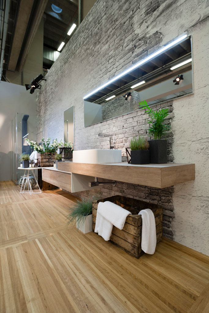 The Gruppo Geromin - Cersaie 2014 - Photo 3