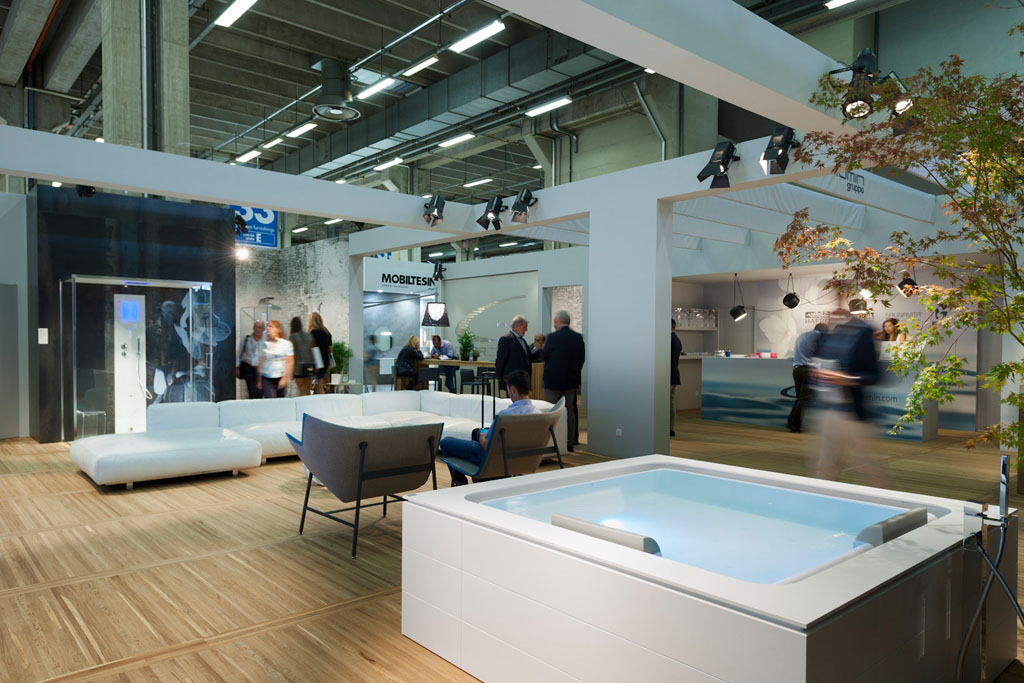 The Gruppo Geromin - Cersaie 2014 - Photo 5