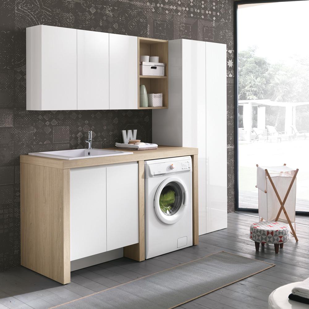 Tutti hafro geromin for Mobili lavanderia
