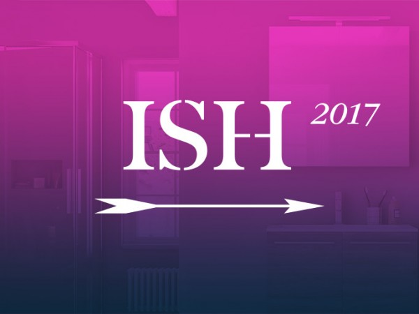 Geromin Group will be at ISH - Frankfurt from 14 to 18 March