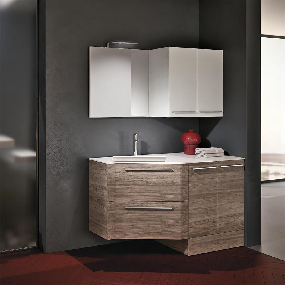 Mobile Bagno Con Colonna Lavatrice arredo lavanderie |