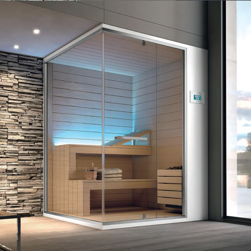 Sauna hammam for Costruire una sauna