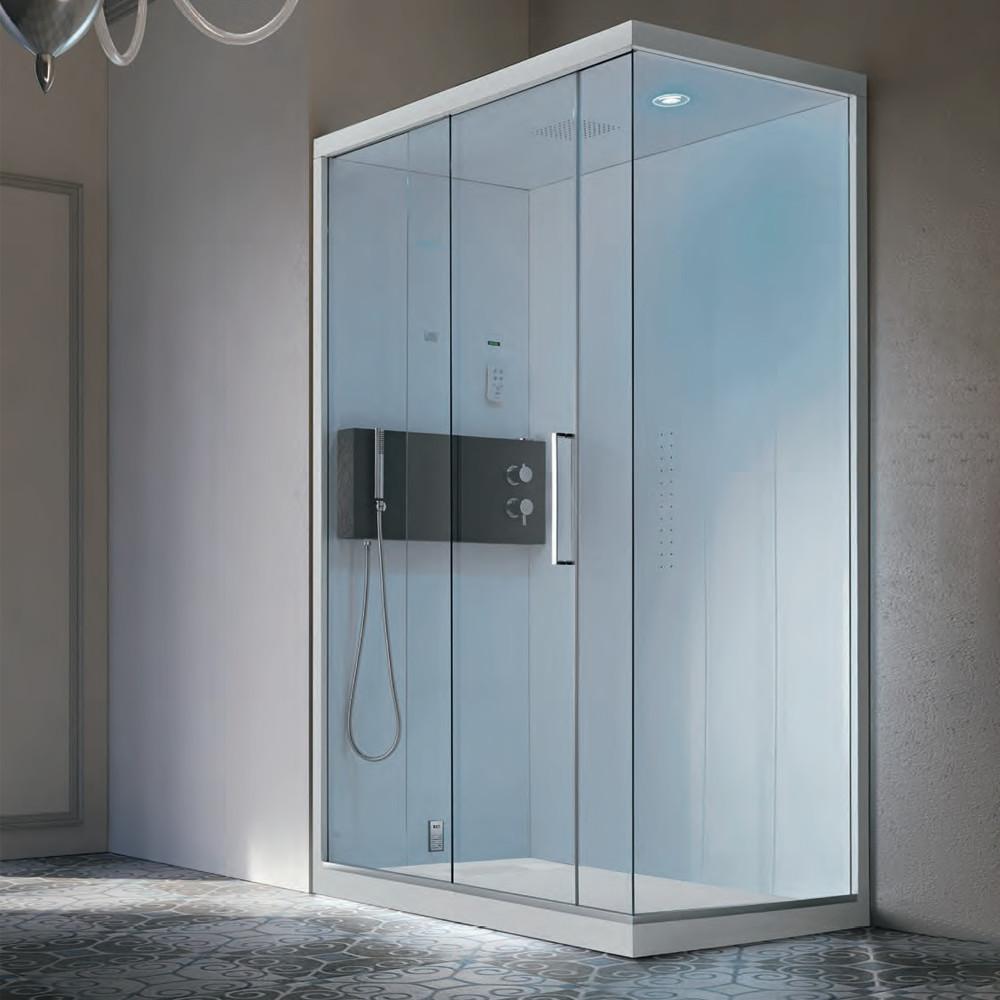 Box multifunzione cabina doccia